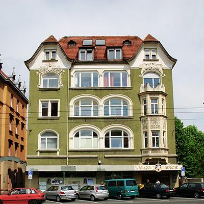 Kanzlei von Rechtsanwalt Pieconka in Würzburg